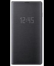 Samsung suojakotelo Galaxy S10 LED View Cover musta