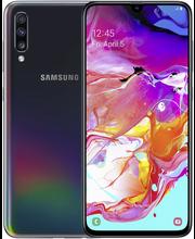 Samsung a70 musta
