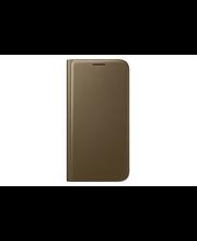 Samsung S7 Flip Wallet kulta
