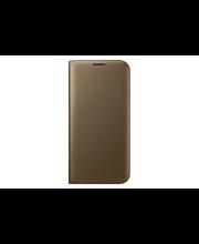 Samsung S7 E Flip Wallet kulta