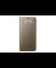 Samsung S7 E LED View Cover kulta