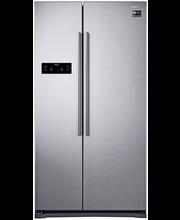Samsung RS57K4000SA side-by-side jääkaappipakastin, Inox