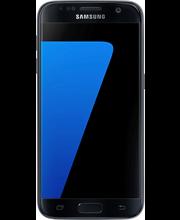 Samsung Galaxy S7 musta