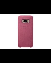 Samsung s8 alcantara pink