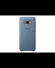 Samsung s8+alcantara mint