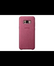 Samsung s8+alcantara pink