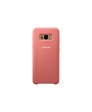 Samsung s8+silicone pink