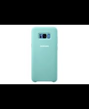 Samsung s8+silicone sininen