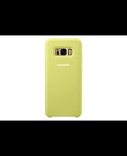 Samsung s8 silicone vihreä