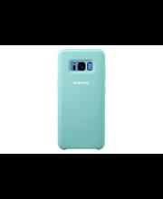 Samsung s8 silicone sininen