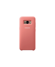 Samsung s8 silicone pink