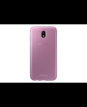Samsung Galaxy J5 (2017) Jellycover pinkki