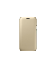 Samsung Galaxy J5 (2017) Walletcover kulta