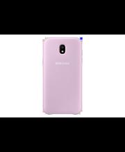 Samsung Galaxy J5 (2017) Dual Layer Cover pinkki