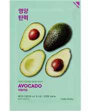Holika Holika Pure Essence Avocado kangasnaamio 20ml