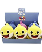 Baby Shark Sound Family pehmo