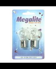 Megalite autolamppu 12499 12V-21/5W 2 kpl
