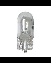 Megalite autolamppu 12256 12V-3W T10 2 kpl