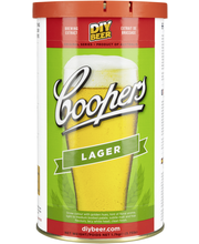 COOPERS Lager Olutuute...