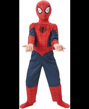 Spiderman rooliasu, koko S