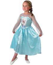 Frozen Elsa rooliasu, koko S