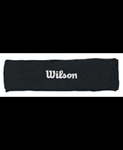 Wilson otsanauha musta