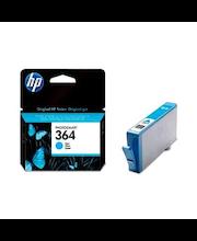 HP 364 syaani mustepatruuna
