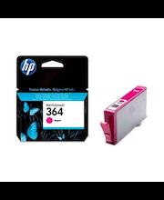 HP 364 magenta mustepatruuna