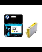 HP 364 keltainen mustepatruuna