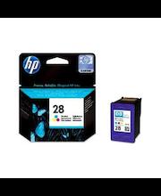 HP 28 kolmiväripatruuna
