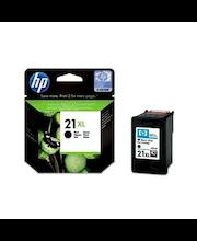 HP 21XL musta väripatruuna
