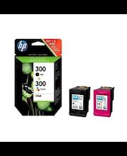 Hp 300 black/tri-color in