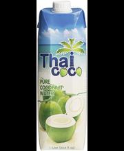 Kookosvesi 100%