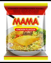 Mama 55g Kananmakuinen nuudeli