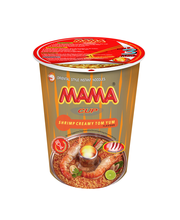 Mama 70g Creamy Tom Yum kuppinuudeli
