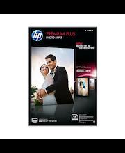 HP premium plus valokuvapaperi kiiltävä 10X15