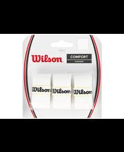 Wilson overgrip valkoinen 3kpl/pkt