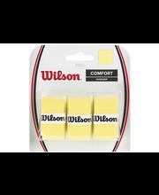 Wilson overgrip keltainen 3kpl/pkt