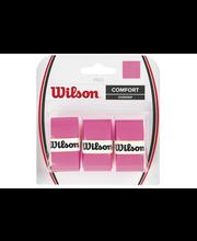 Wilson overgrip pinkki 3kpl/pkt