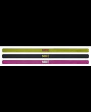 Nike Elastic otsapanta 3PK