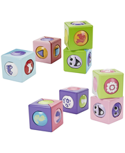 Fisher-Price Roller Blocks palikat