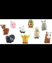 Fisher-Price Little People maatilan eläimet