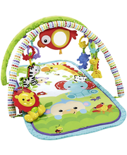 Fisher-Price 3in1 musical activity gym puuhamatto