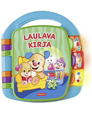 Fisher-Price Laugh & Learn Story Book Rhymes kirja, suomenkielinen