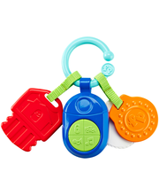 Fisher-Price musical teether avaimet