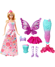 Barbie Mix&Match fairytale dress-up