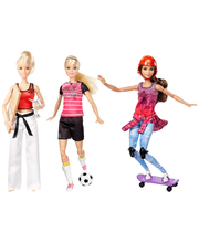 Brb active sports doll 4