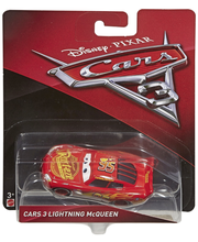 Cars3 character car diecast singles