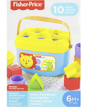 Fisher Price Babys First Blocks aktivointilelu 6kk+