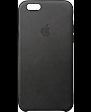 Apple iPhone 6s Plus Leather Case Black kuoret